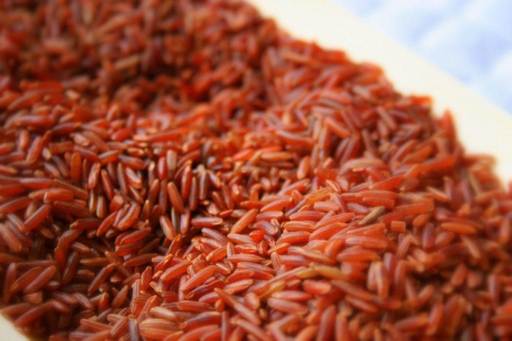 Riso Rosso (fermentato) l'anti colesterolo.